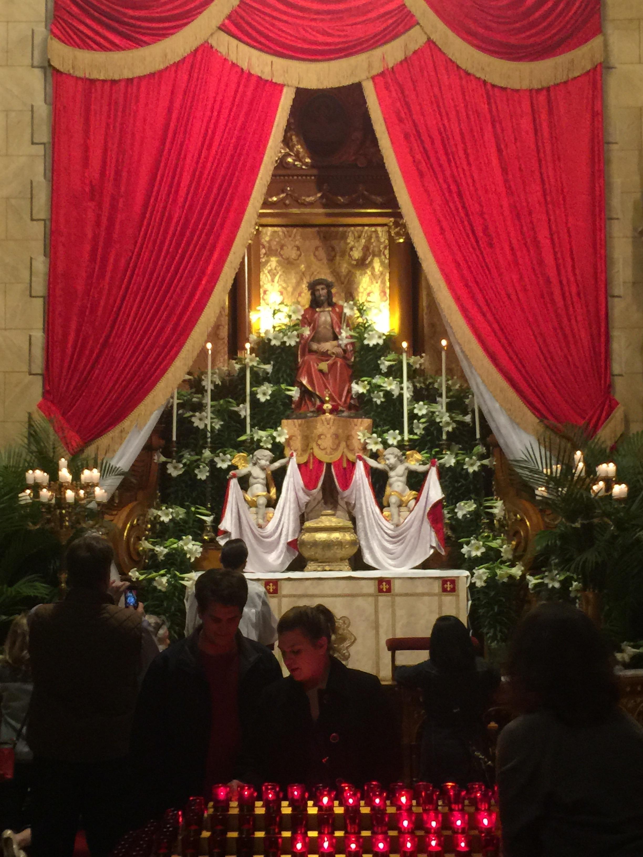 Holy Thursday Pilgrimage Into Your Soul Embrace Your Faith Journey